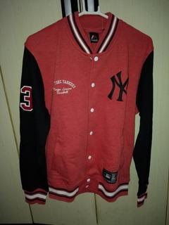 Jaqueta New York Yankees Vermelho/preto