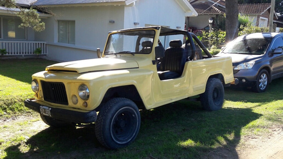 Jeep Otros Modelos Estanciera 4x4
