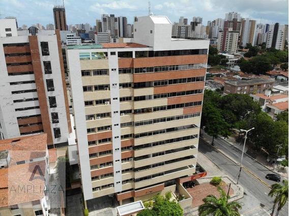 Apartamento Com 3 Dormitórios À Venda, 157 M² Por R$ 680.000 - Joaquim Távora - Fortaleza/ce - Ap0683
