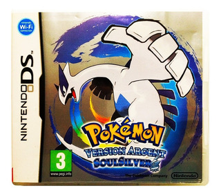 Pokemon Soulsilver Francesa + 493 Pokes Shinys - Nds & 3ds