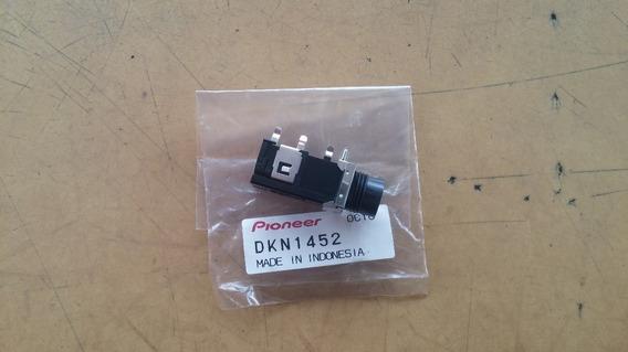 Conector Output Fone Pioneer Djm 700 Dkn1452 Últimas Peças