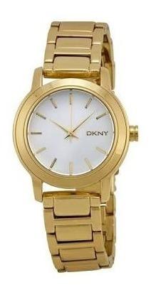 Reloj Dkny Dorado Modelo Ny2272