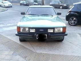 Ford Taunus Coupe 1984
