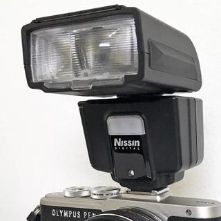 Flash Nissin I40 Compacto Para Cámaras 4/3 Y Micro 4/3
