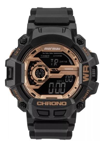 Relógio Mormaii Masculino Copper Mo1105b/8j