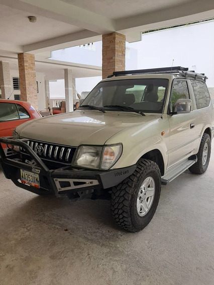 Toyota Meru 4x4 Sincronica
