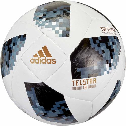 Balon adidas Telstar Rusia 2018 Top Glider Original Nuevo !!