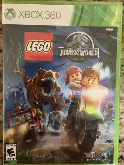 Jogo Lego Jurassic World Xbox 360