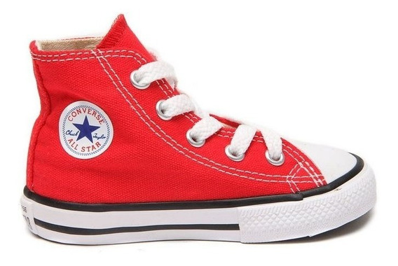 Tênis All Star Converse Kids Bota Cores - Original