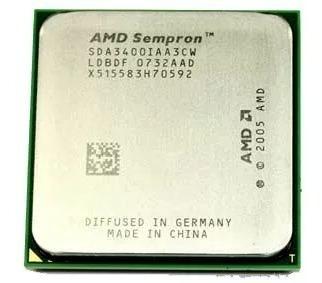 Processador Amd Sempron 1.8ghz Am2 Sda3400iaa3cw 3400