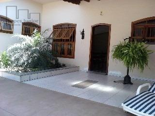 Casa Residencial À Venda, Parque Monte Bianco, Araçoiaba Da Serra - Ca1050. - Ca1050