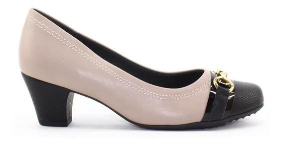 Zapato Picadilly Clasico Taco Bajo Dama Mujer Nuevos 111089