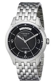 Relógio Tissot Masculino Automático Lelocle T-one Preto Date