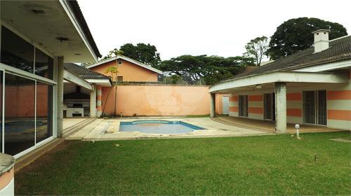 Imagem 1 de 30 de Casa Térrea 1500m² Terreno E 607m² Construída Piscina Forno De Pizza E Churrasqueira - Reo46284