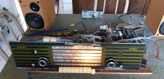 Radio Valvulado Philips F7 R82a