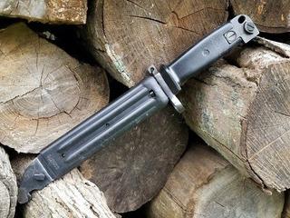 Faca Baioneta Original Do Fuzil Ak 47