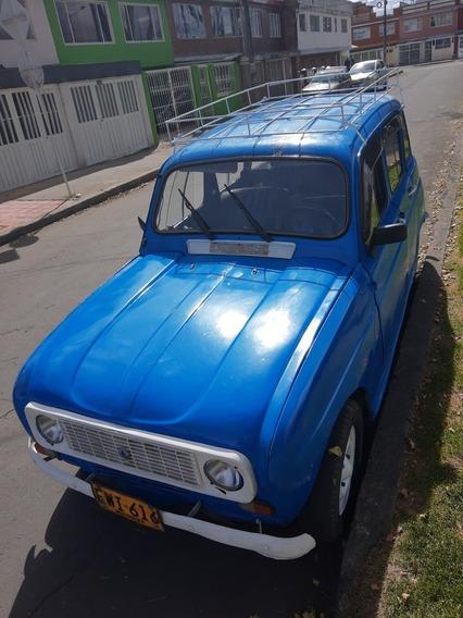 Renault R 4 Sedan