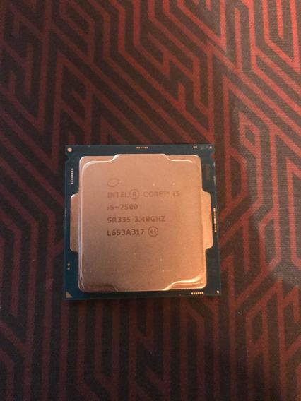 Procesador Intel I5 7500