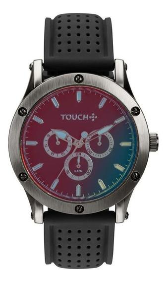 Relógio Touch Unissex Grafite Tw6p29zj/8p