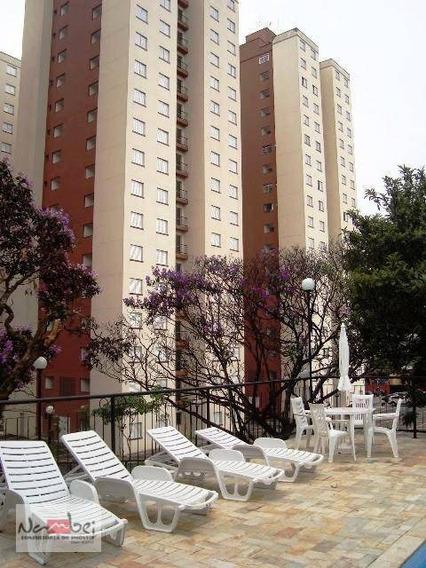Apartamento Com Sacada, Piscina Em Itaquera 230.000 - Itaquera - São Paulo/sp - Ap0572