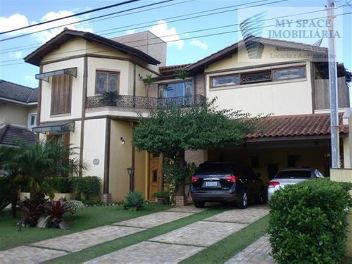 Casa Residencial À Venda, Tarumã, Santana De Parnaíba - Ca0033. - Ca0033