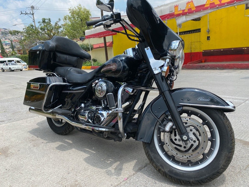 Harley Davidson Electra Glide 1450cc Modelo 2005