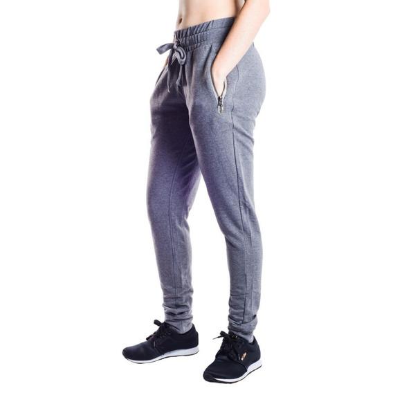 Calça Feminina Tecido Em Moletom Lupo Sport