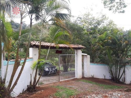 Imagem 1 de 15 de Casa Chácara Em Aruja  -  Arujá - 1227