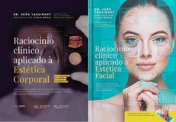 Livros Raciocínio Clínico Corporal E Raciocínio Clín Facial