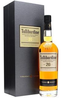 Whisky Tullibardine 20 Años Single Malt Con Estuche Escoces
