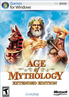 Age Of Mythology Extended & Tales Of The Dragon Pc   Para Pc