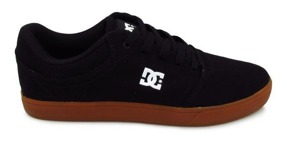 Tenis Dc Shoes Crisi Tx Adys100066 Bgm Black Gum Negro Liga