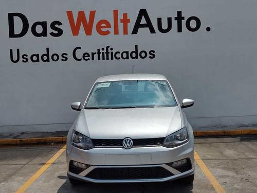 Imagen 1 de 2 de Volkswagen Polo 2020 1.6 L4 Mt