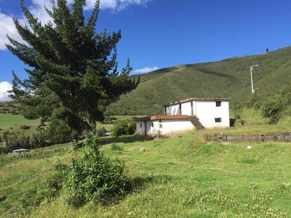 Terreno Campestre Con Casa De Oportunidad!