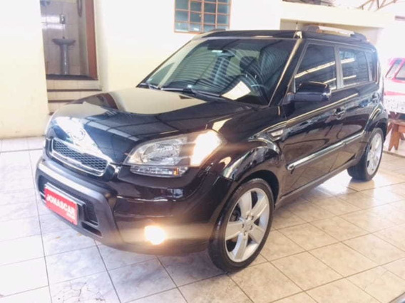Kia Soul Ex-at 1.6 16v Flex (imp) 4p