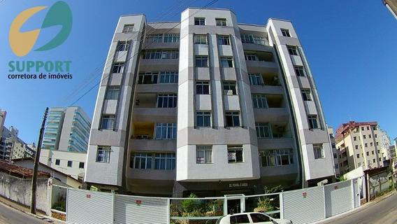 Apartamento De 01 Quarto À Venda Na Praia Do Morro - Support Corretora De Imóveis - Ap00157 - 68157597