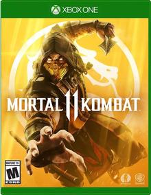 Jogo Mortal Kombat 11 - Xbox One - Mídia Física Lacrado