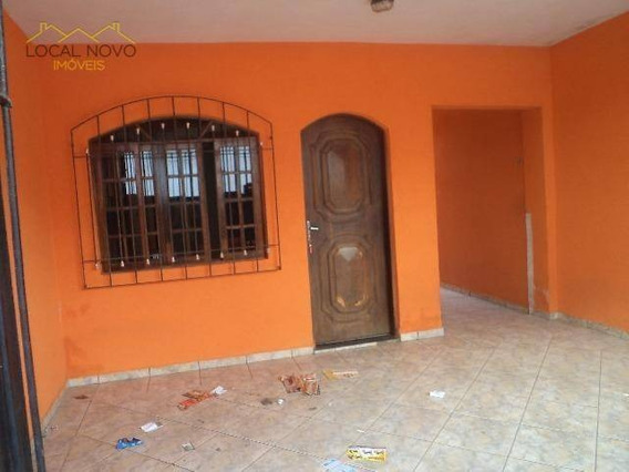 Casa Residencial À Venda, Jardim Presidente Dutra, Guarulhos. - Ca0053