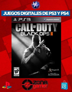 Call Of Duty Black Ops 2 + Dlc Revolution Ps3