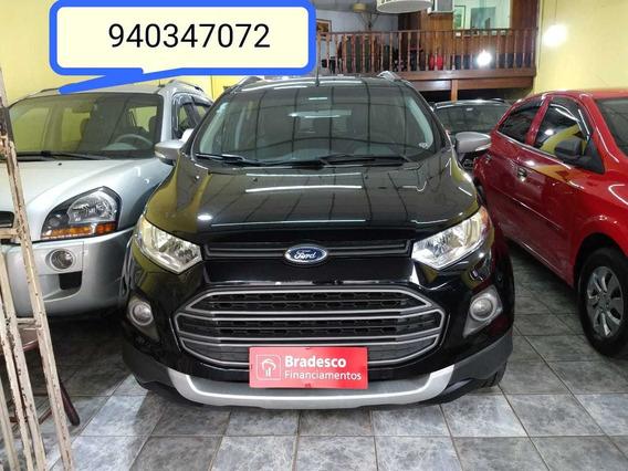 Ford Ecosport 2.0 16v Freestyle Flex 5p 2014