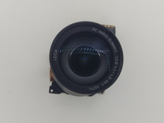 Panasonic Fz35 Bloco Zoom Completo