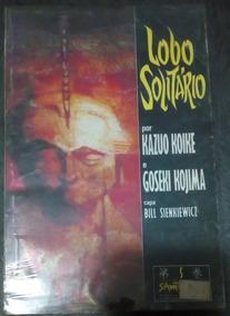 Revista Lobo Solitário Por Kazuo Koike Nº 05 - Lacrada Raro!