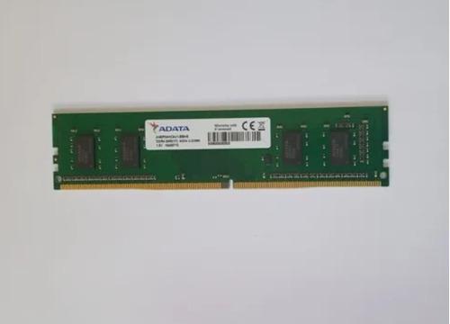 Imagem 1 de 2 de Memória  Ddr4 4gb  2666mhz  Adata Desktop 4x4gb - 16gb