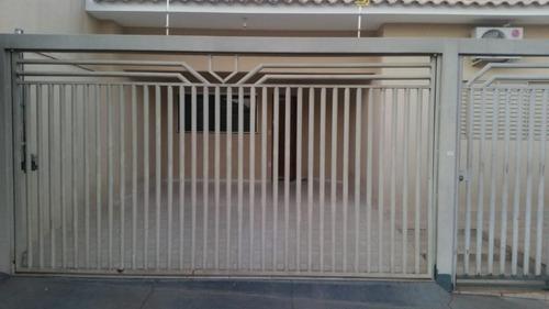 Imagem 1 de 17 de Casa Com 3 Dormitórios À Venda, 120 M² Por R$ 330.000,00 - Parque Residencial Universo - São José Do Rio Preto/sp - Ca7672