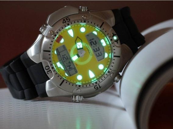 Relógio Citizen Promaster Aqualand Tz10128y / Jp1060-01x