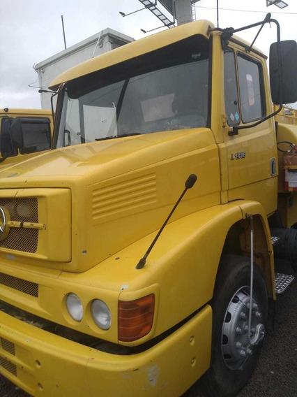 Vw1418 Ano 2001cambio 6 Mac Tanque De Combustivel Capacitado