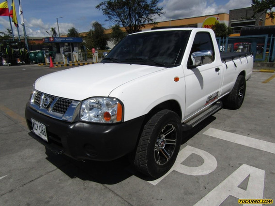 Nissan Frontier D22 Fe Aire Acond.