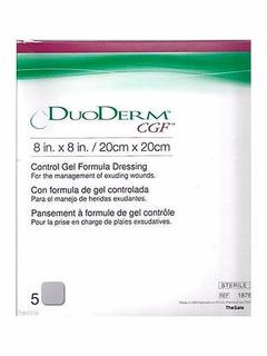 Parche Aposito Duoderm Cgf 20 X 20 Cm. Una (1) Unidad