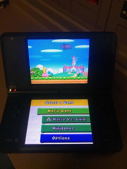 Nintendo Ds Xl Desbloqueado Completo