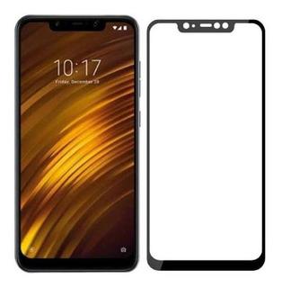 Capa Anti Impacto + Película 5d Xiaomi Pocophone F1
